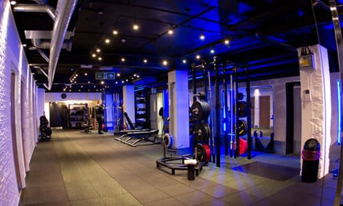 strength conditioning gym