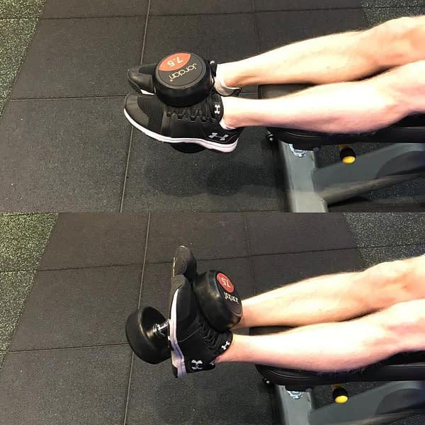 shin splint exercise