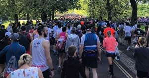 greenwich park london marathon