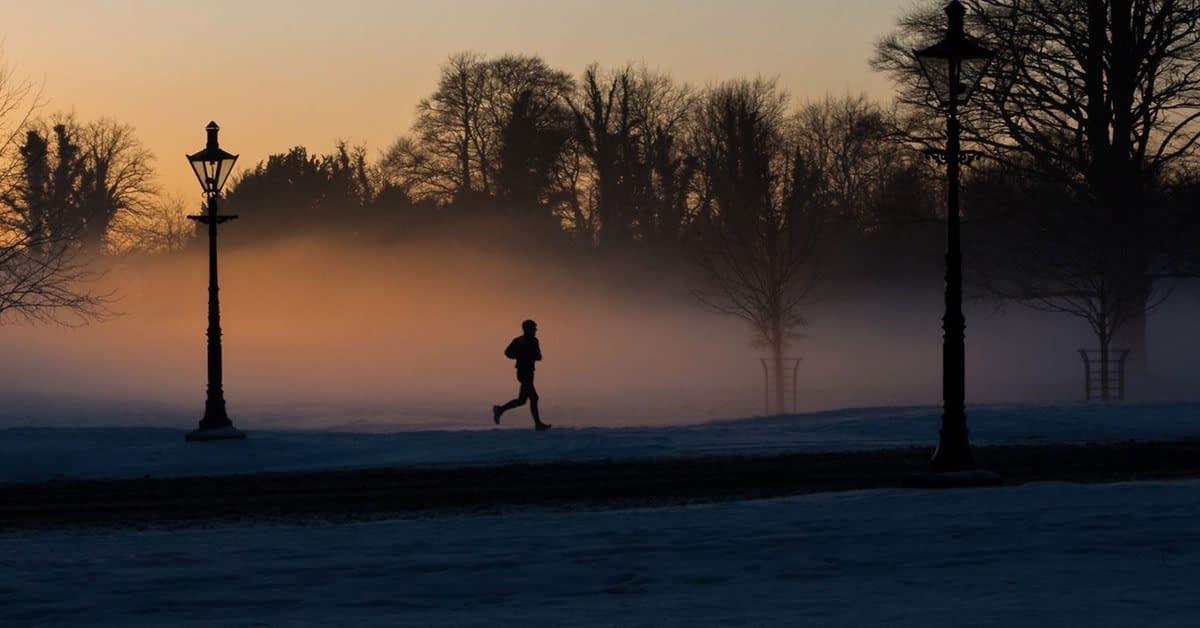 winter park running