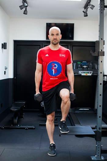 marc brown leg exercise