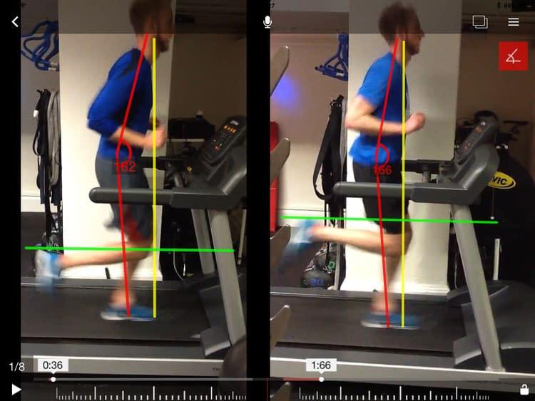 running treadmill tweaks