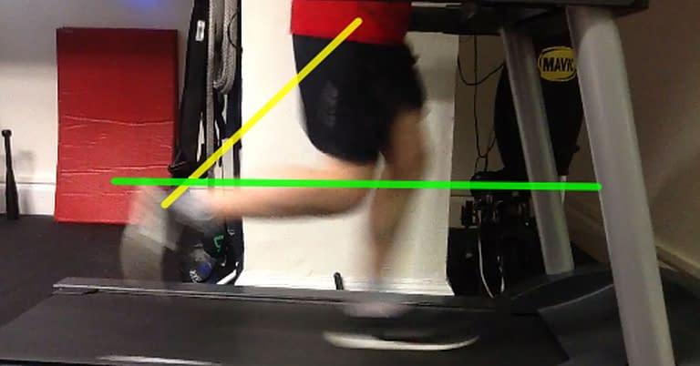 heel lift treadmill