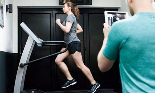running technique class