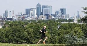 greenwich park runner