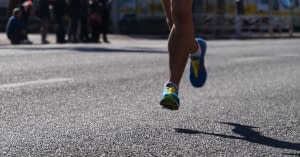 runner road